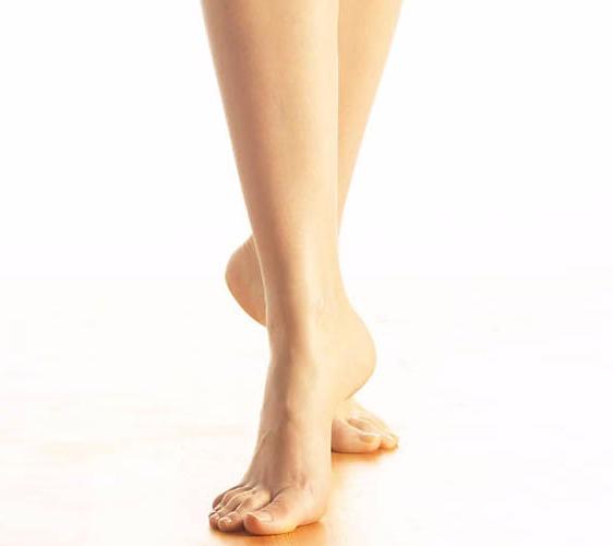postpartum feet